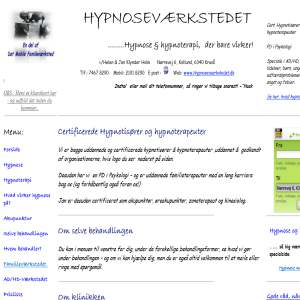 Hypnoseværkstedet Sønderjylland