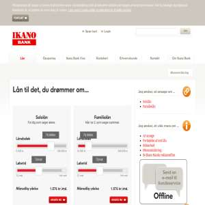 Ikano Bank