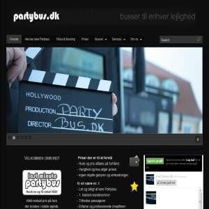 Party busser -  Imagebus ApS