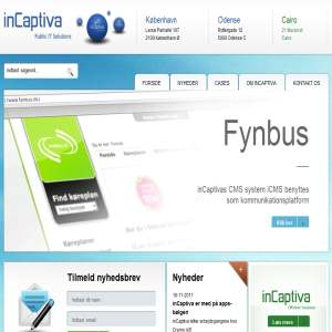 inCaptiva A/S - Public IT Solutions