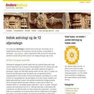 Jyotish astrologi - indisk-astrologi.dk