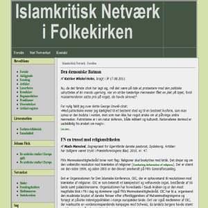 Islamkritisk Netværk i Folkekirken