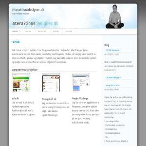 Interaktionsdesigner.dk