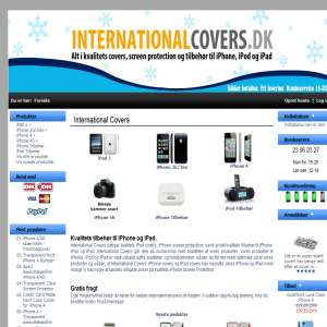 International Covers