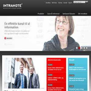 IntraNote a/s