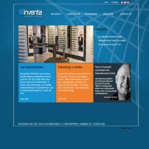 Inventa | Butiksinventar, butiksindretning, butikskoncepter, butiksdesign og montage.