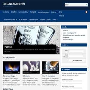 investeringsforum
