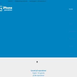 Iphonespecialisten.dk - Reparation af iPhone