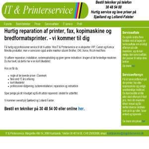IT & Printerservice