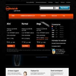 Iwebhotel Webhosting