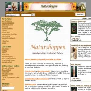 Naturshoppen