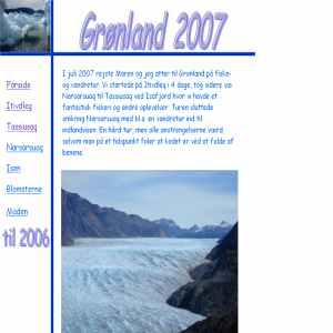 Lystfiskeri i Grønland