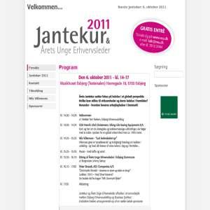 JanteKur - Iværksætter Event med fokus på videnstunge og innovative iværksættere