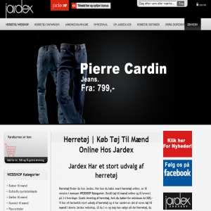 Tøj til mænd | Jardex
