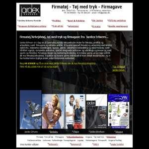 Firmatøj | Arbejdstøj | Kontakt Jardex Erhverv