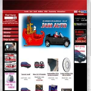 Jari Auto - Alt i biltilbehør
