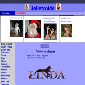Jelletrolde.dk | håndlavede trolde, nisser og engle