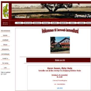 Jernved - Jernvedlund