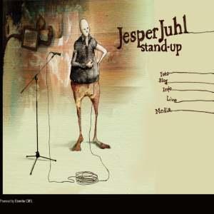 Jesper Juhl - Stand-up - Firmafester