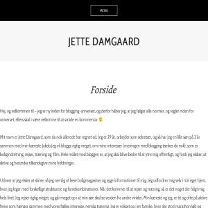 Jette Damgaard