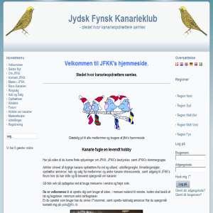Jydsk Fynsk Kanarieklub