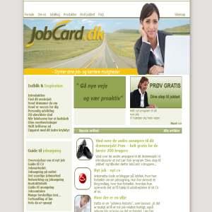 Jobcard.dk