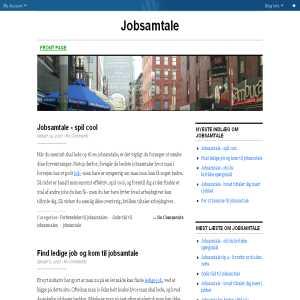 Jobsamtale hjælp og tips