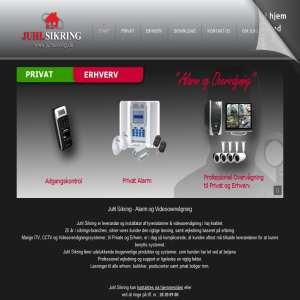 Juhl Sikring - Alarm & Overvågning