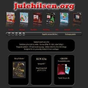 Julehilsen.org