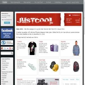 Online Tøjbutik JustCool