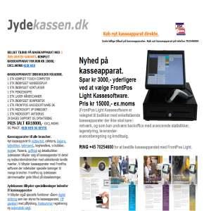 Jydekassen.dk