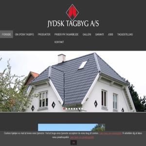 Nyt tag fra Jydsk Tagbyg A/S