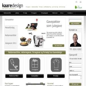 Kaaredesign A/S - Reklameartikler, firmagaver og firmatøj