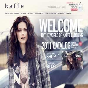 Kaffe-clothing - modetøj til moderne kvinder