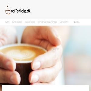 Kaffetildig.dk