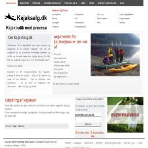 Kajaksalg.dk