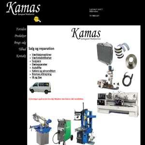 Kamas - Kannegaard Maskinservice