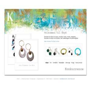 KbyK - lækre designsmykker