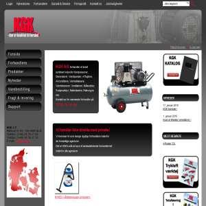 KGK A/S - kompressorer