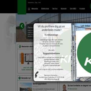 KIBO system - Total sikringsleverandør