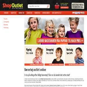 Kidswear Børnetøj