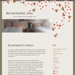 Bed and Breakfast, Århus