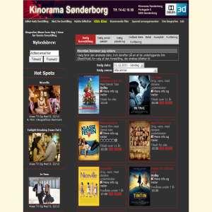 Åbenraa kino 1 & 2