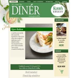 Kjærs Lunch & Gourmet Service ApS