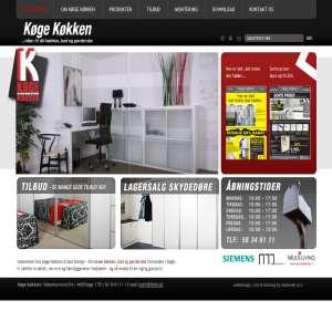 Køge Køkken & Bad Design