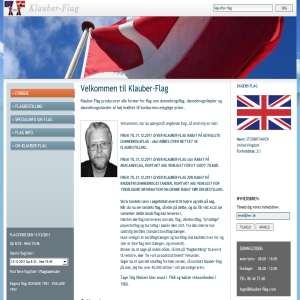 Flag Randers - Klauber flag - Dannebro