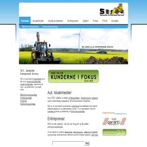 SES Sørbylille Entreprenørservice