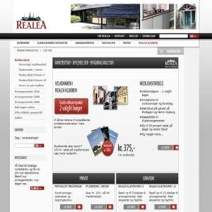 Realea Klubben - træd ind i dansk arkitekturhistorie
