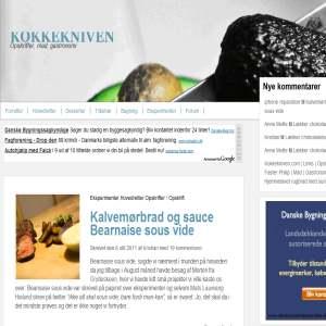 Kokkekniven.com