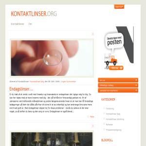 Kontaktlinser.org